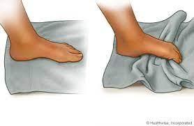 شکل 4 Towel curle